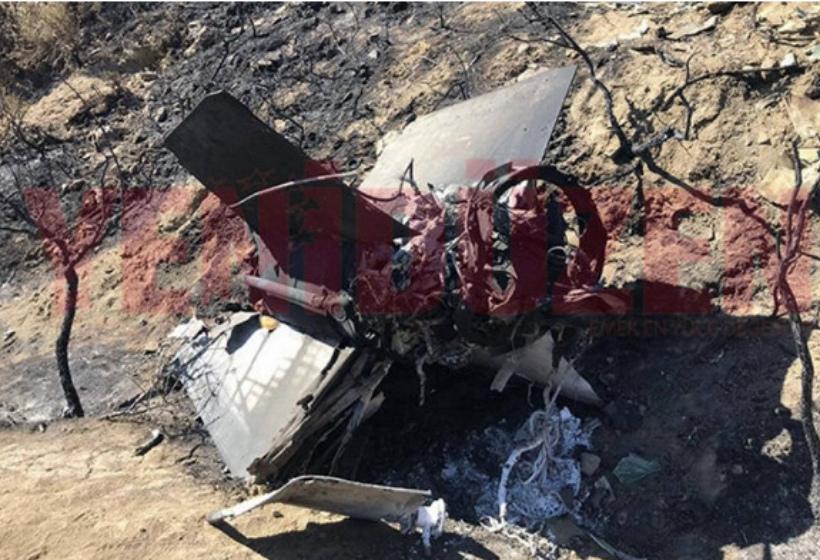 Власти Кипра посчитали упавшую с неба ракету российской