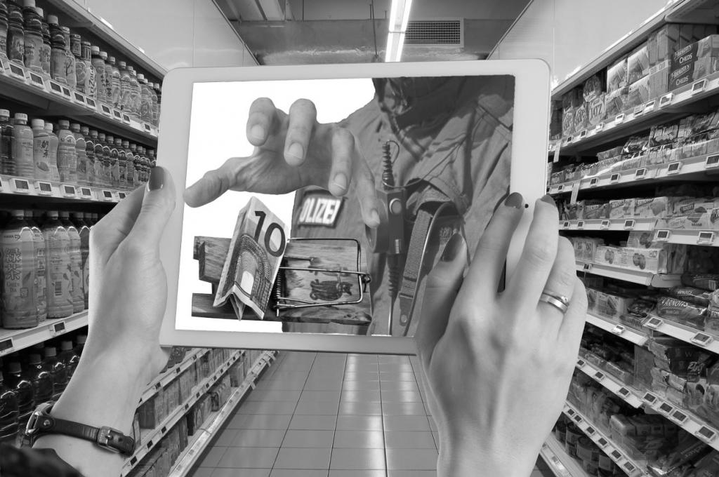 «Украденная» любовь или снова о краже в магазине Германии
