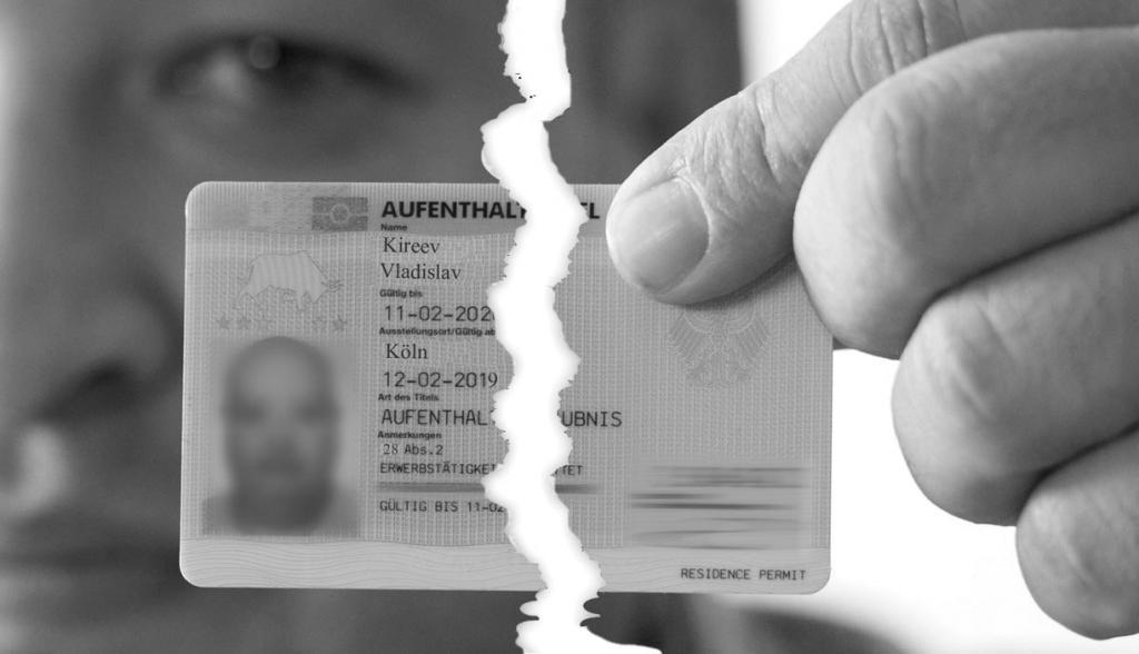 Как остаться в Германии после развода, если у вас там маленькие дети?
