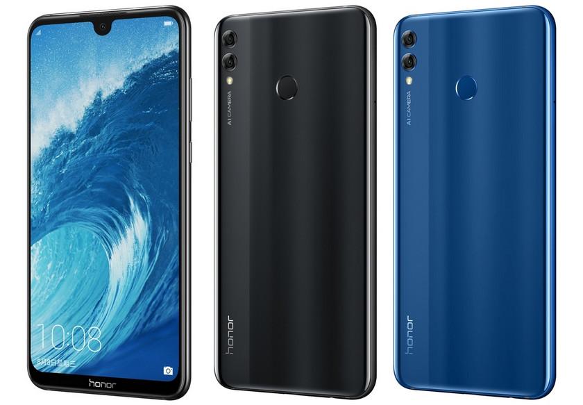 Смартфон Huawei Honor 8x