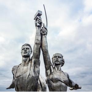 Неужели Россия «встала с колен» лишь для того, чтобы опуститься на «пятую точку». Непонятная аэробик