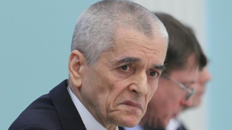 Мерзавцы ! : Онищенко готов подать в суд на чиновников Минпромторга