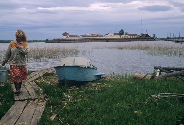 Остров проклятых - в российском «Алькатрасе» сидят маньяки и киллеры. Сбежать оттуда не смог никто.