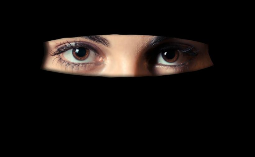Женщин нельзя показывать по телевидению и в интернете, согласно 149-ФЗ 2006 г