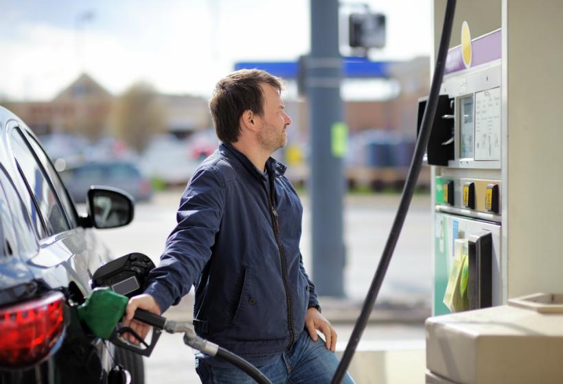 В России выросли розничные цены на бензин