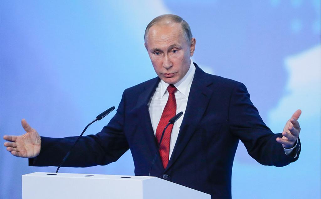 Путин отчитал главу ФАС за медленное снижение тарифов ЖКХ в России: Миниатюра для двоих