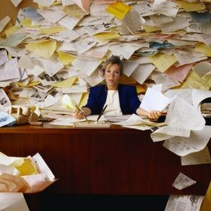 Неравная борьба с «бумажной» бюрократией
