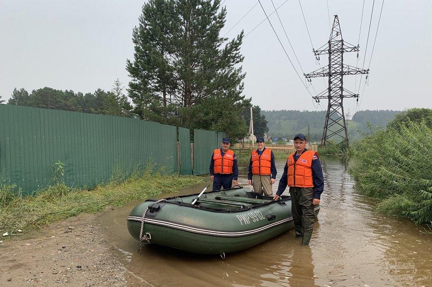 На ошибках Тулуна: ликвидация последствий паводков в Шелеховском районе.