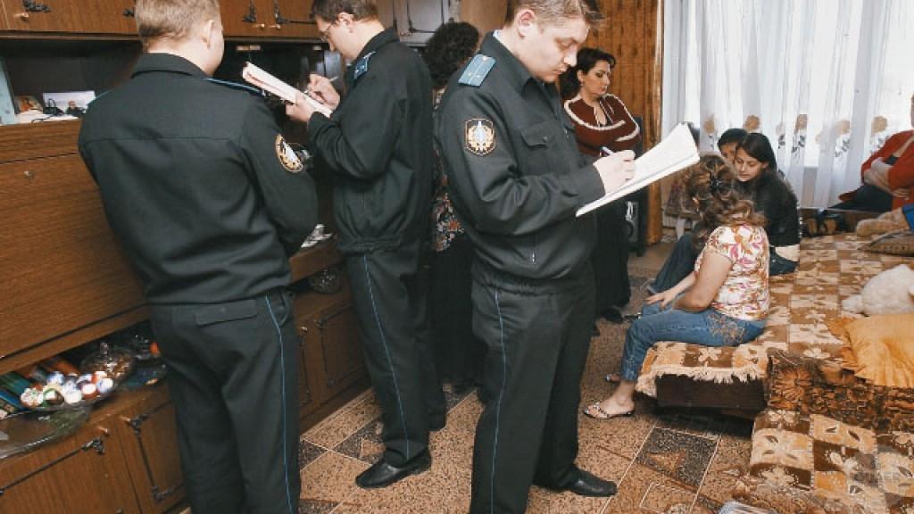 Снятие ареста с имущества.