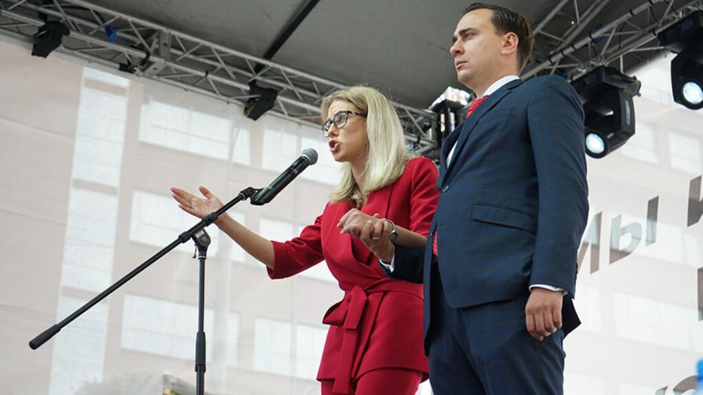 Любовь Соболь отстраняют от участия в выборах в Мосгордуму.