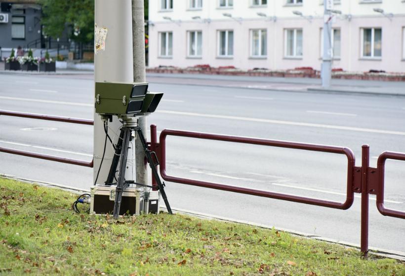 Полисы ОСАГО у водителей начали проверять с помощью камер