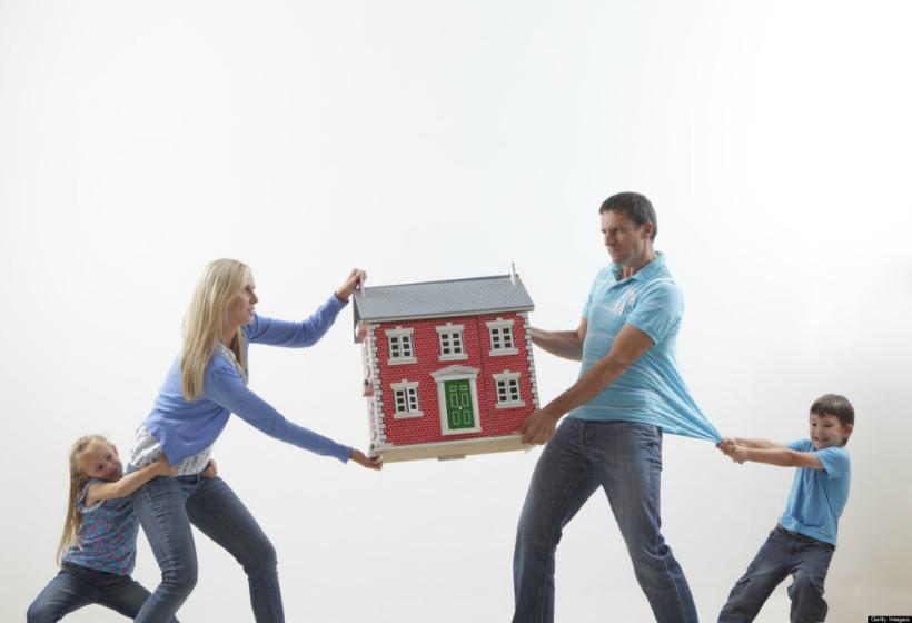 Что можно сделать с ипотекой при разводе?