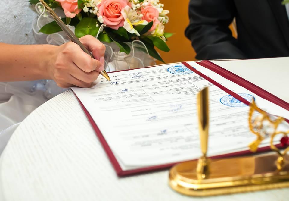Новые правила регистрации брака по новому