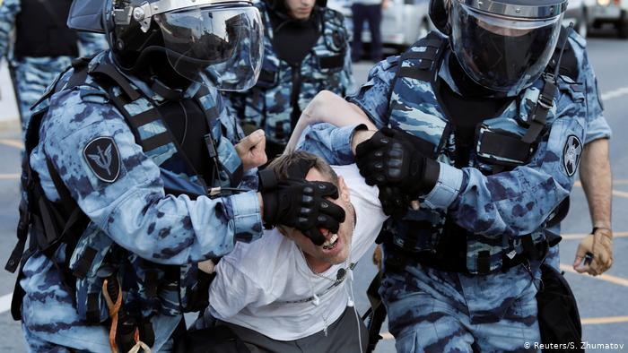 Чем обернутся протесты в Москве?