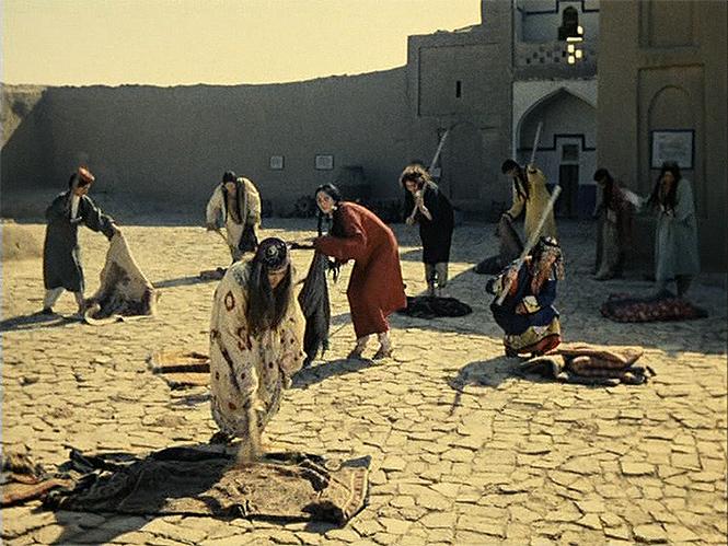 9 фактов о фильме «Белое солнце пустыни»