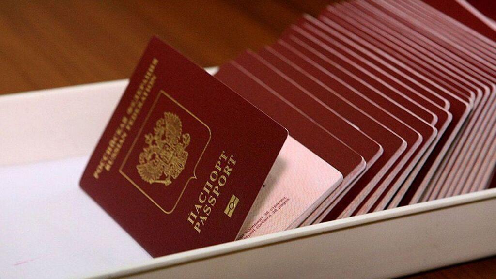 94-летняя украинка получила российский паспорт