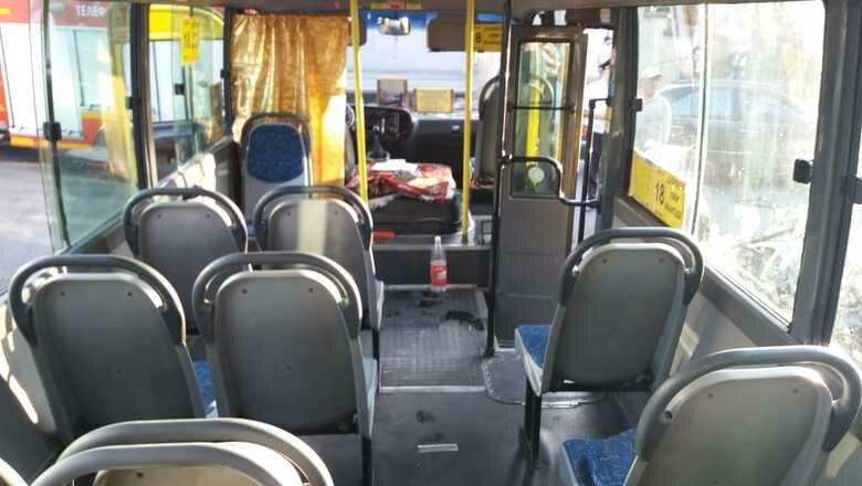 Пять человек пострадали в ДТП с автобусом в Кисловодске