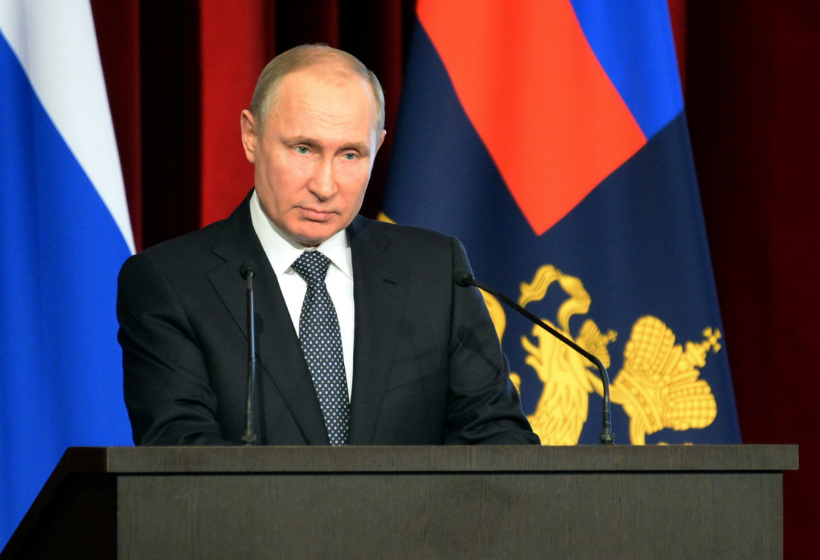 Стало известно о планах Путина 8 сентября