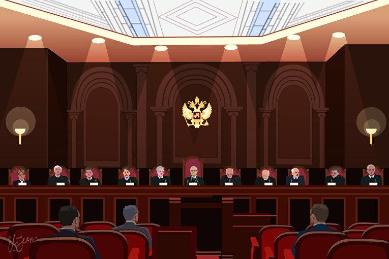 Процессуальная революция – апелляционные, кассационные суды.