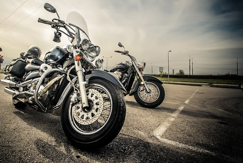 Полицейский сдал в металлолом 40 изъятых мотоциклов