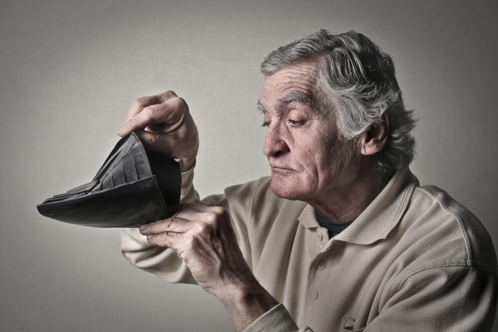 Банкротство физического лица - пенсионера