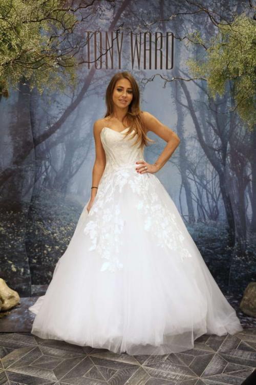 Юлия Барановская назвала себя женой и показала фото в свадебном платье
