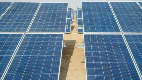 Французы инвестируют €150 млн в солнечную электростанцию под Самаркандом