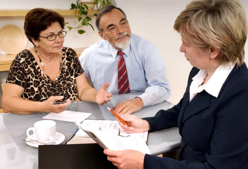 Помощь государства пенсионерам в обмен на квартиру