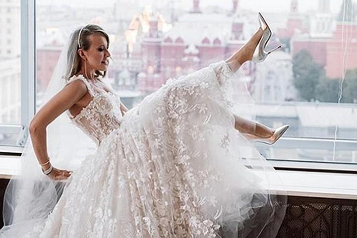Стали известны неожиданные подробности развода Ксении Собчак
