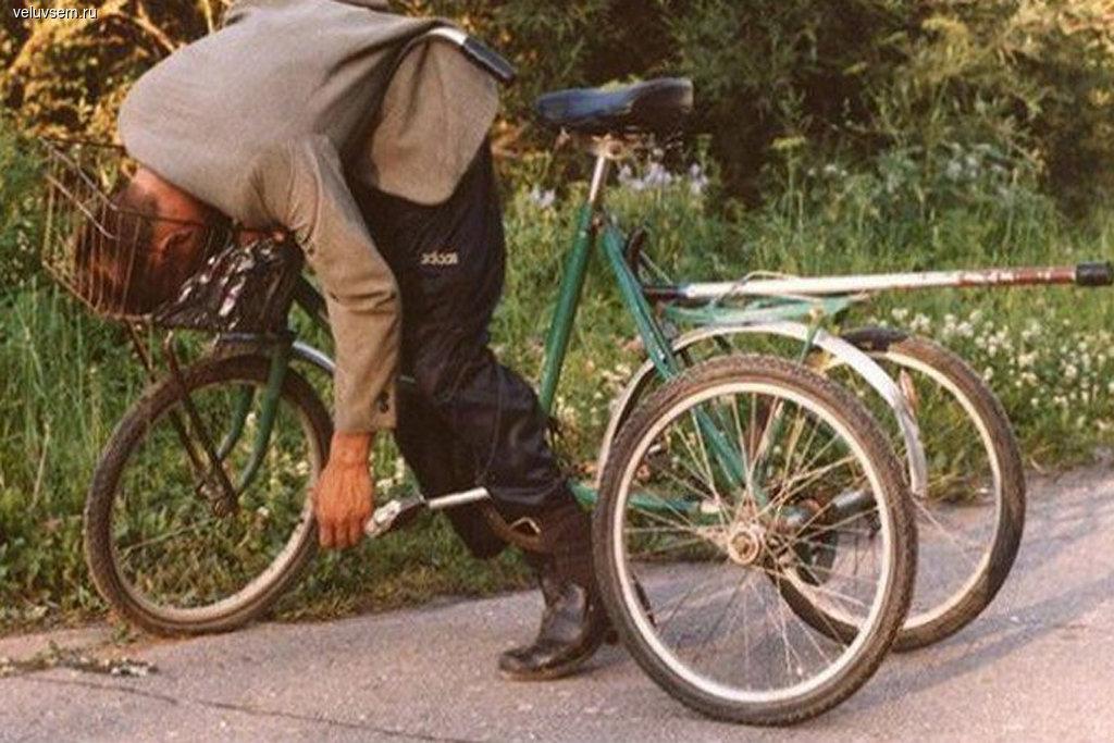 «Пьяный» велосипед опасен