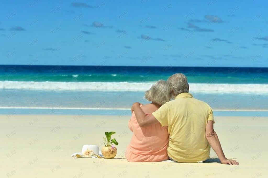 Пенсионеры Дании самые счастливые!