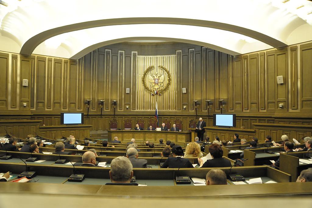 Неприкасаемая судебная каста России нивелирует судебную реформу