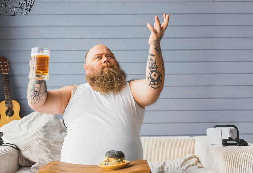 Минздрав назвал безопасную ежедневную норму алкоголя