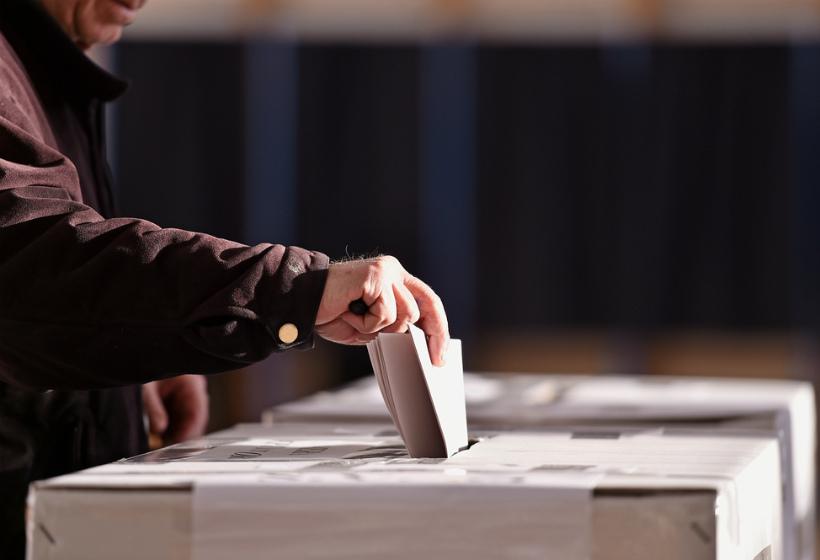 Итоги выборов отменены в шести регионах России