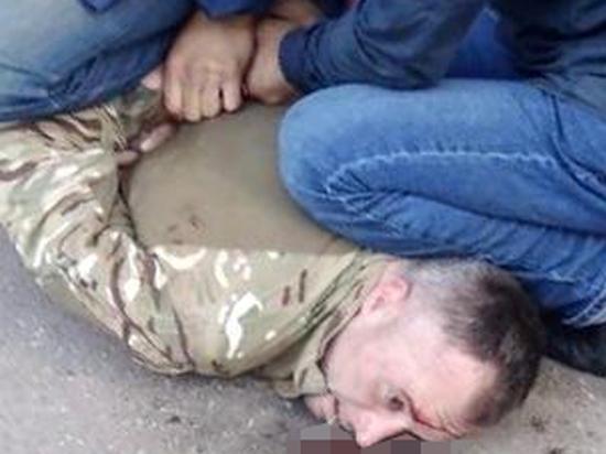 На юго-западе Москвы спецназ взял штурмом квартиру дебошира