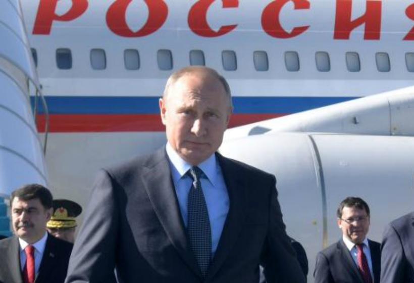 Сотрудники спецслужб Франции попросили Путина о совместной фотографии