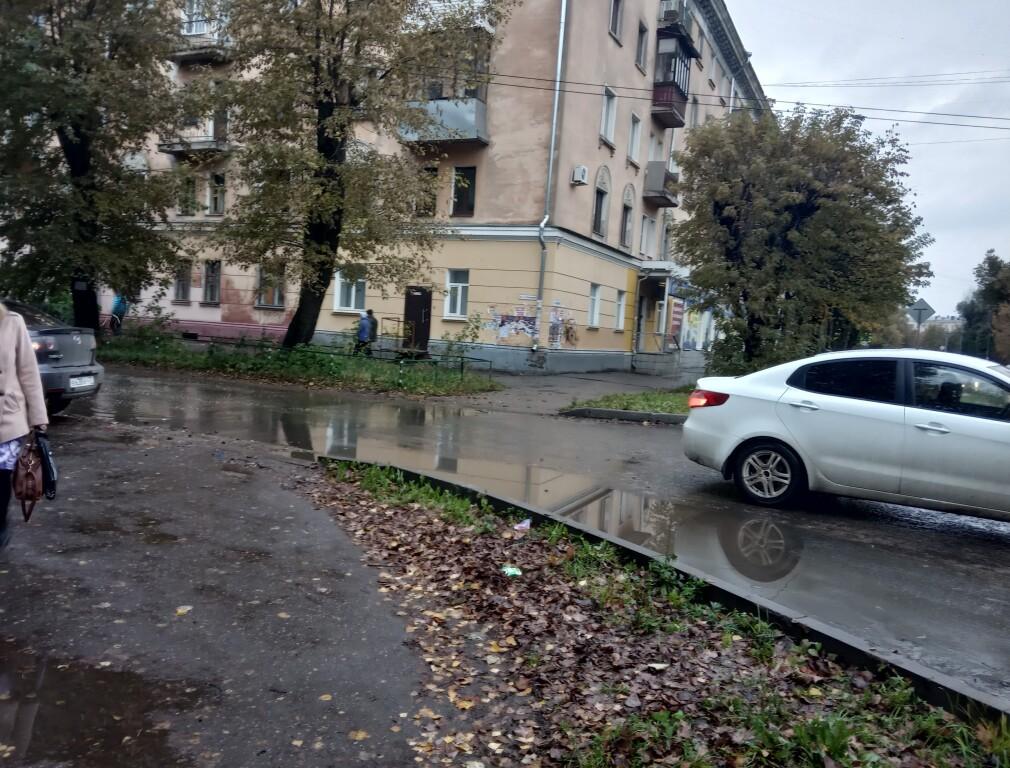 Место в г. Иваново где судьям и прокурорам можно не волноваться за наезд на пешехода.