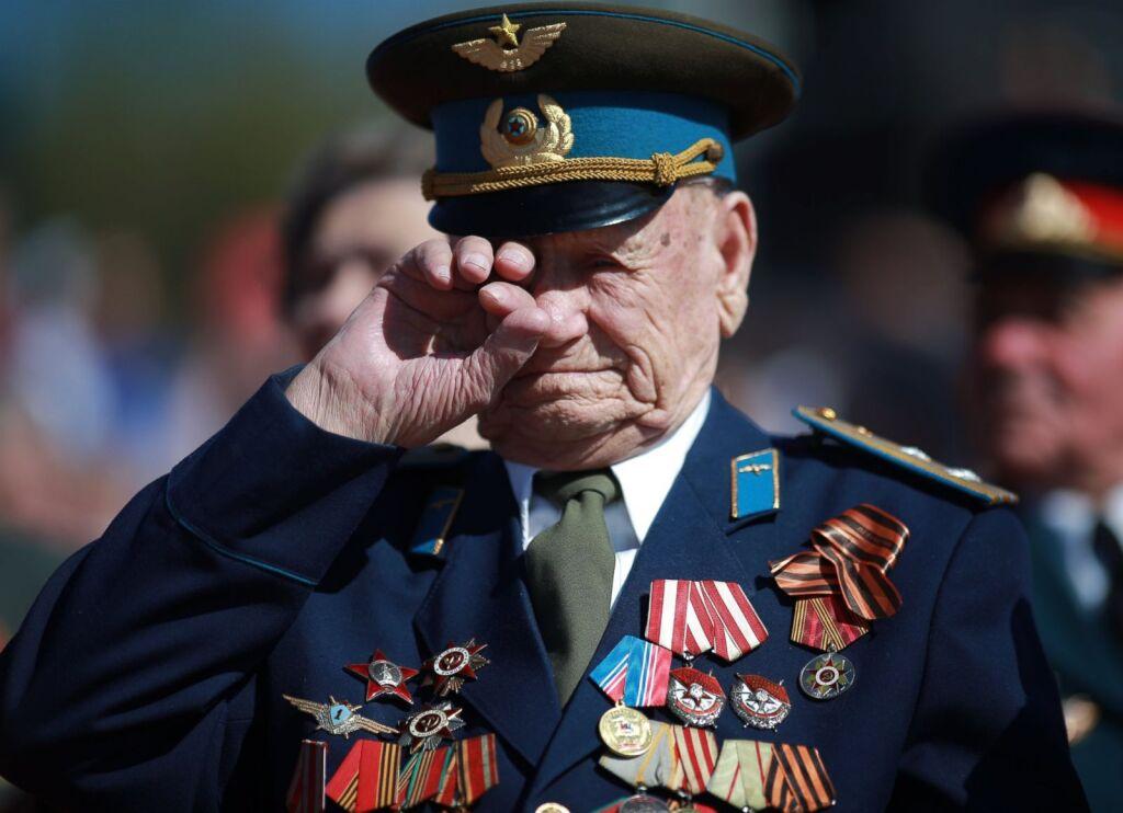 За что убивают пенсионеров Великой Отечественной Войны?