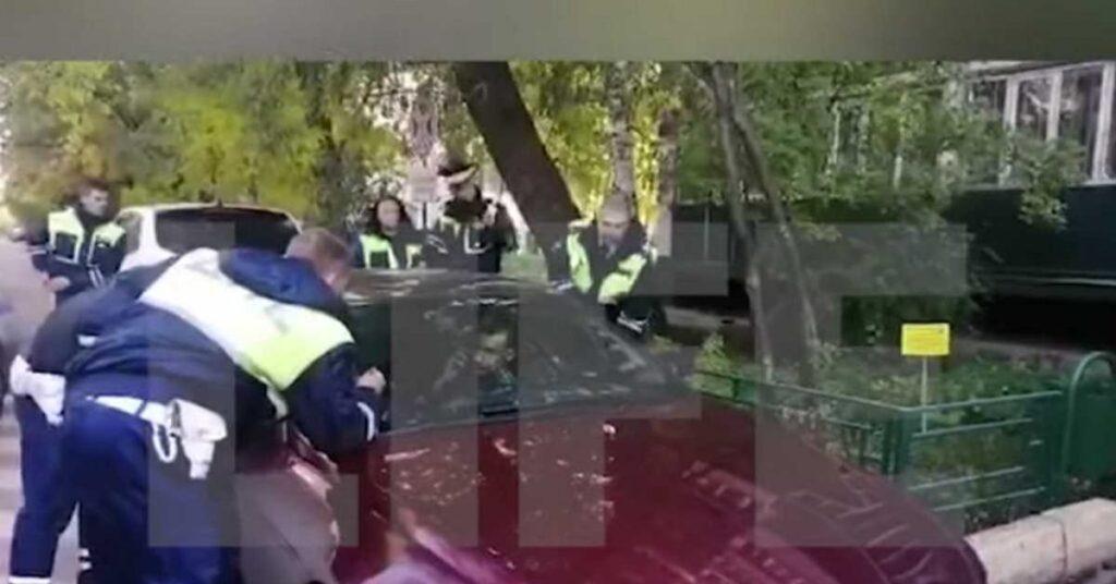 Суд арестовал сына вице-президента МТС Ибрагимова после погони в Москве