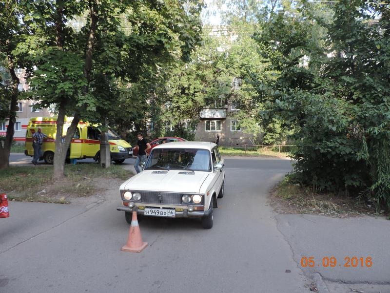 В Тихвинском районе «Жигули» задавили пенсионерку и уехали с места ДТП
