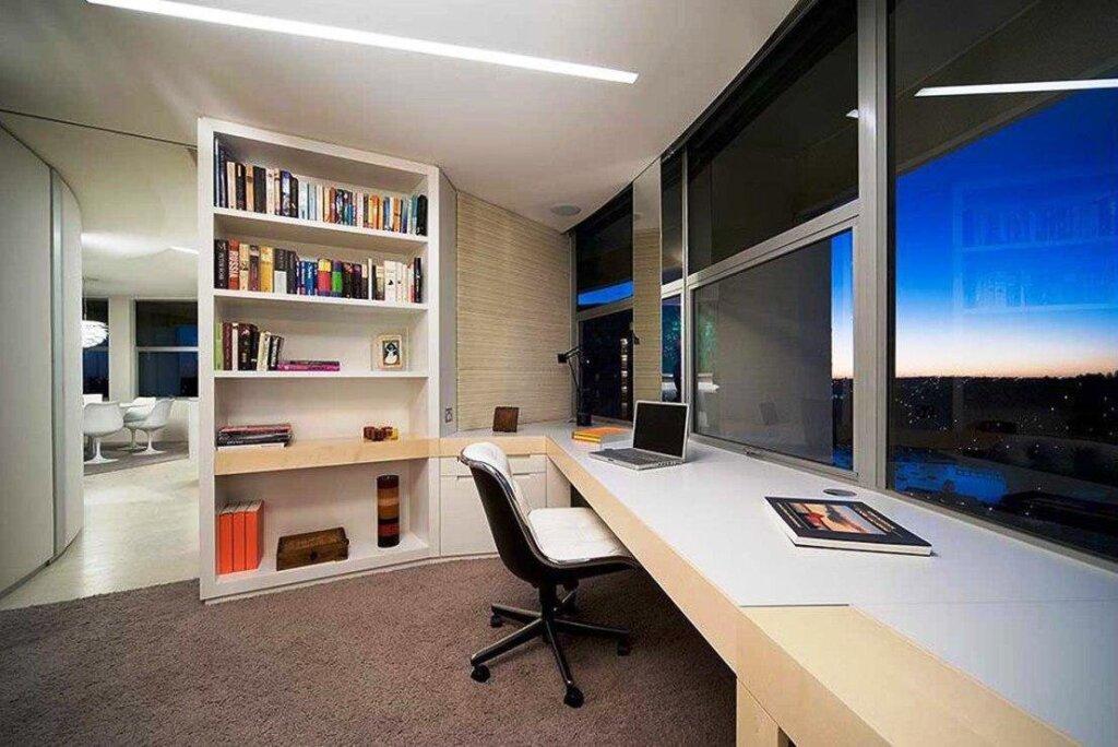 Экономия на офисе в квартире