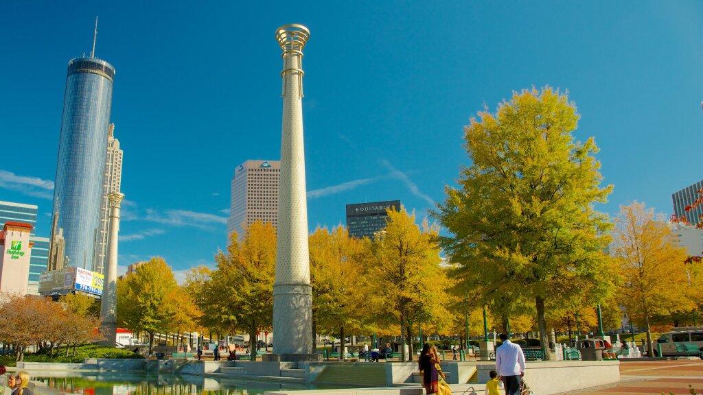 Атланта: путешествие на родину кока-колы