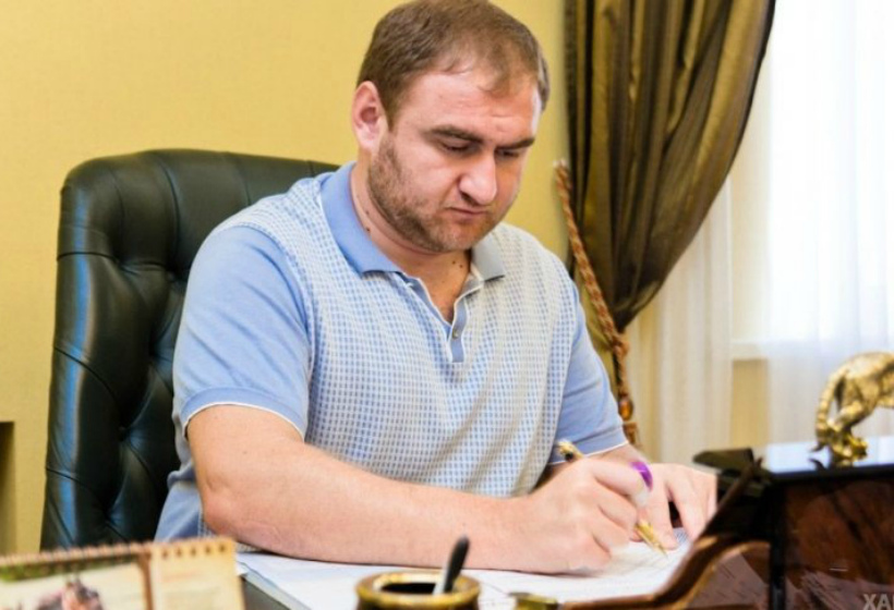 Арашуков назвал имя того, кто инициировал против него дело