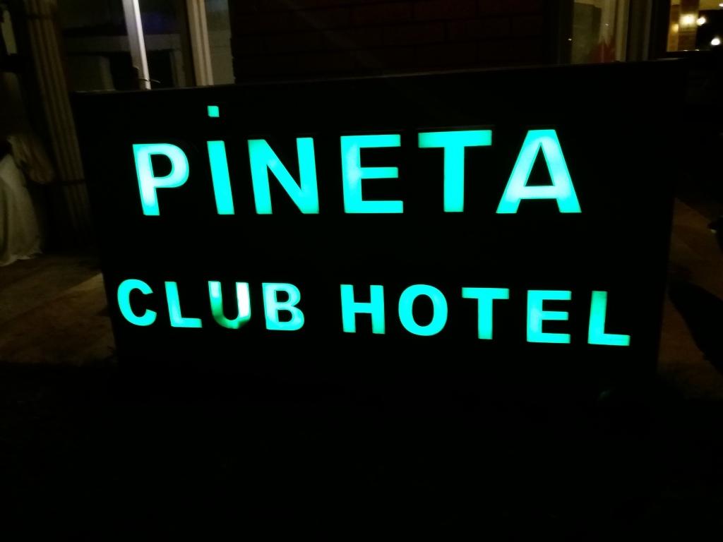 Отель Пинета Мармарис