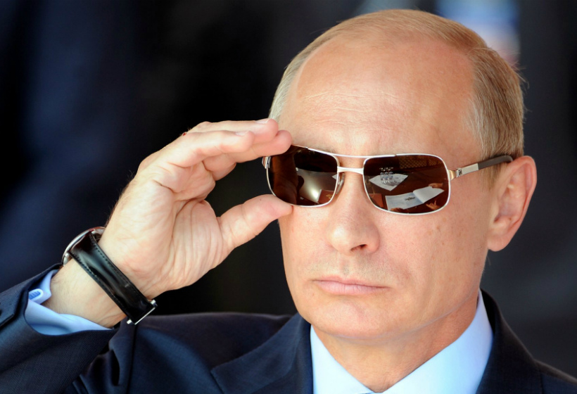 Как нельзя ругать Президента РФ: инструкция от МВД