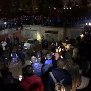Полиция спасла от расправы убийцу девочки: Суд Линча - народное правосудие ?