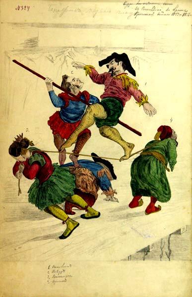 ОРГАНИЗАЦИЯ ВОЕННОЙ ПРОПАГАНДЫ НА РОССИЙСКОМ ИМПЕРАТОРСКОМ ФЛОТЕ ВО ВРЕМЯ КРЫМСКОЙ ВОЙНЫ (1853 – 18