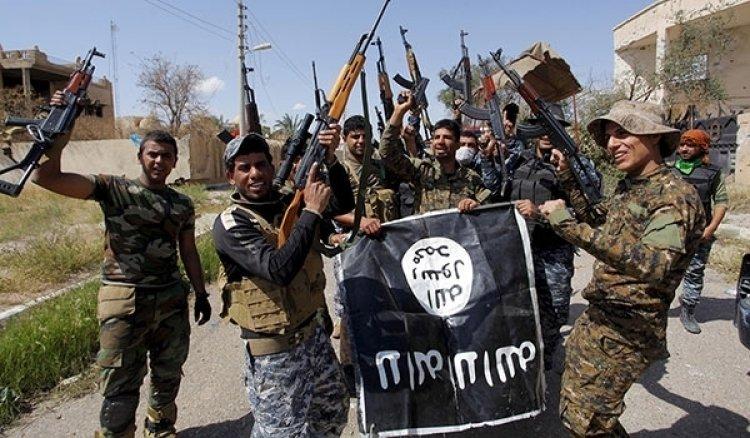 В Турции рассказали о судьбе захваченных в Сирии боевиков ИГ*