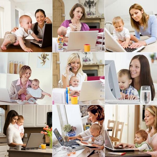 Может ли молодая мама работать во время отпуска по уходу за ребенком.