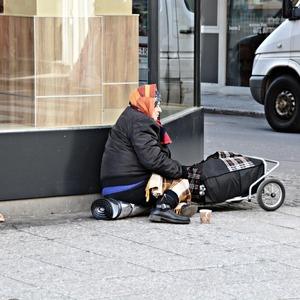 Нынешние старики с низкой пенсией – цветочки, по сравнению с будущей армией бездомных пенсионеров